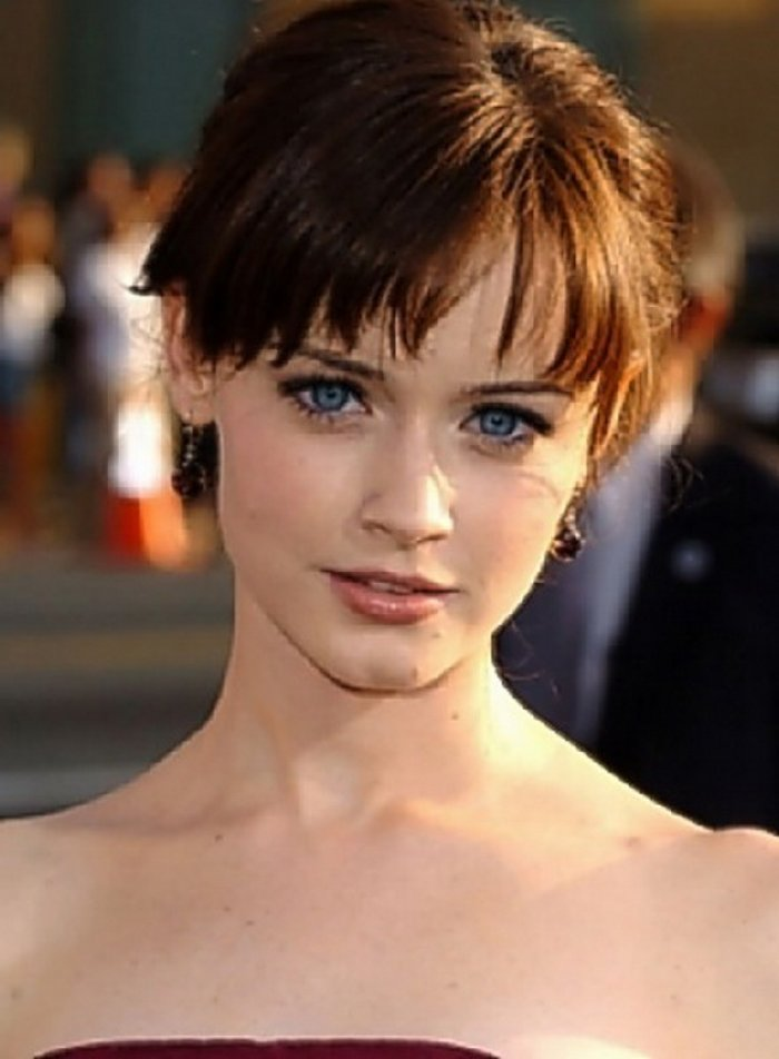 The Best Short Haircuts With Bangs Trends Hairstyles Photos Pictures