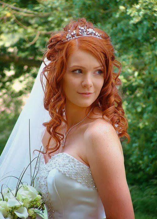 The Best Wedding Hairstyles For Long Hair Anf Project Pictures