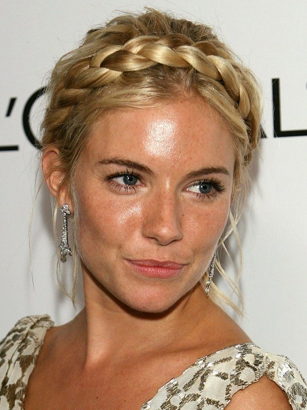 The Best Stellar Piece Poor Man S Guide To Messy Milkmaid Braids Pictures