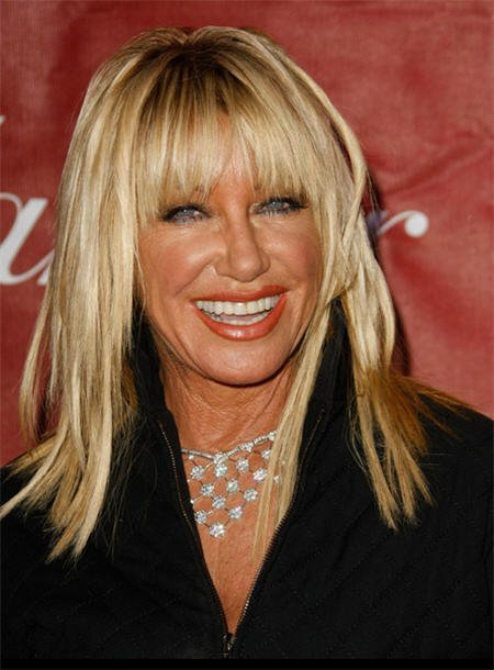 The Best Suzanne Somers Hairstyles Pictures Celebrity Hair Cuts Pictures