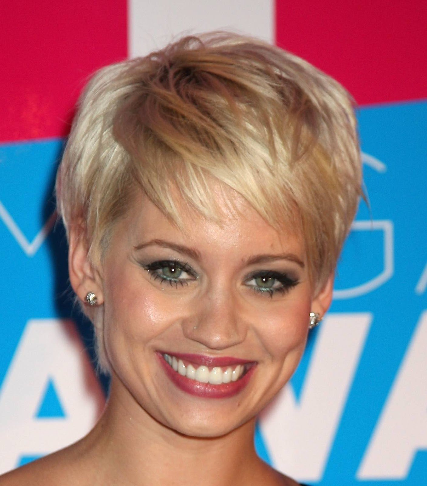 The Best Short Hairstyles For Round Faces Hair Braiding Style Pictures