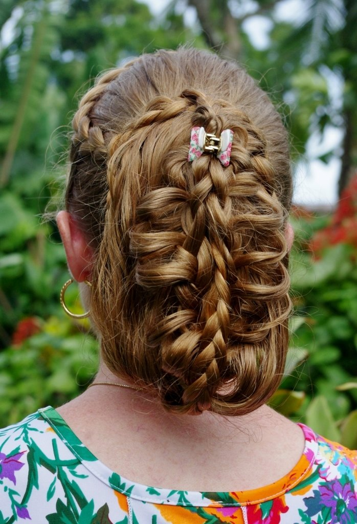 The Best Braids Hairstyles For Super Long Hair Short Ponytail For Super Long Hair Pictures