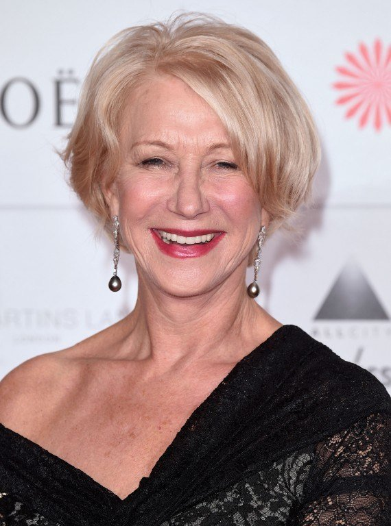 The Best Helen Mirren At 70 That S Not My Age Pictures