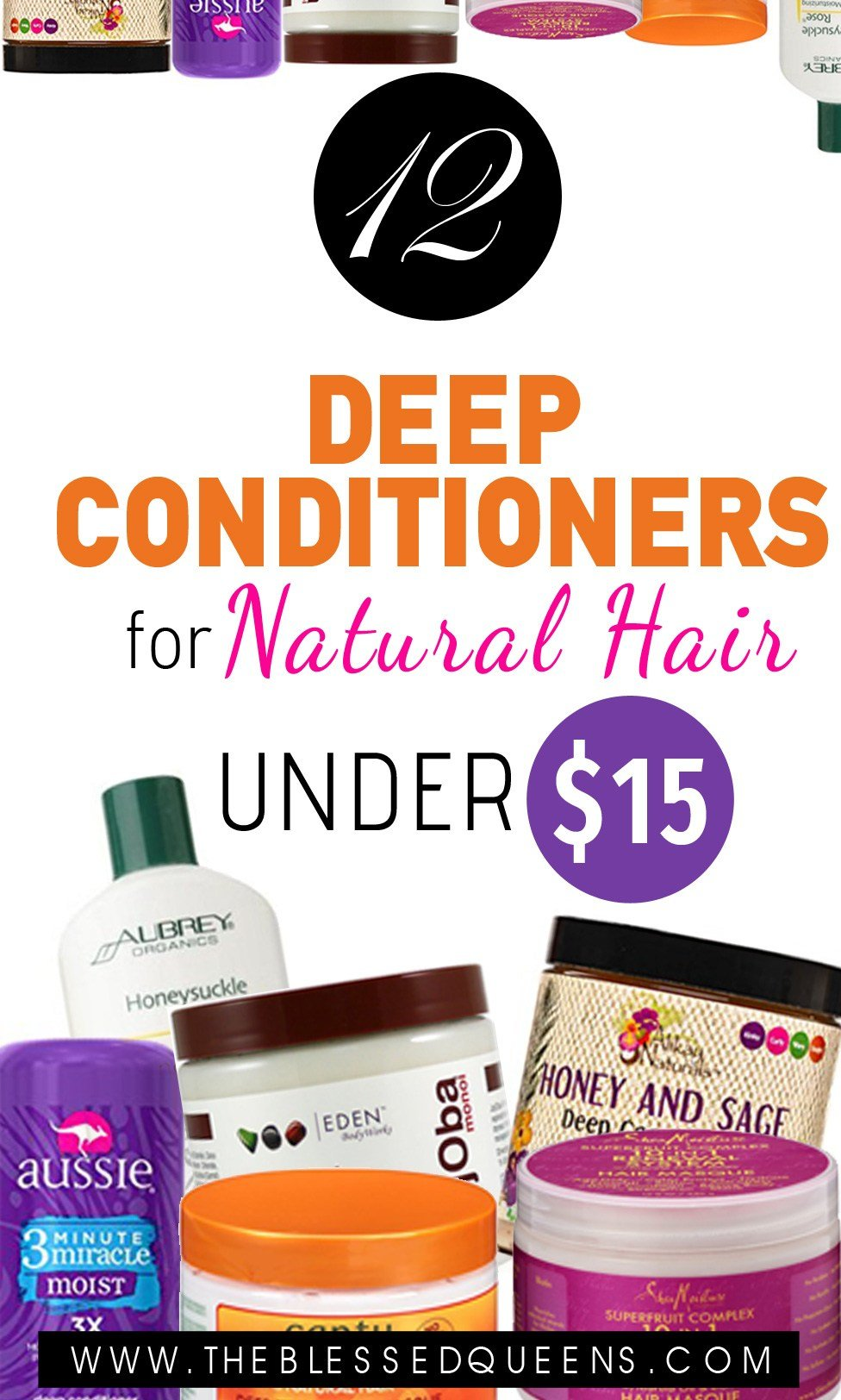 The Best 12 Deep Conditioners For Natural Hair Under 15 The Pictures