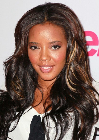 The Best Angela Simmons Hairstyles – The Style News Network Pictures