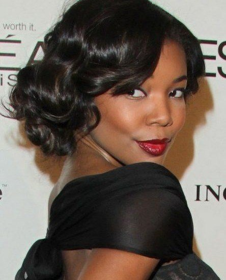 The Best 2015 Prom Hairstyles For Black And African Americans Pictures