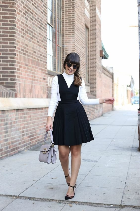The Best Easy Pinafore Styling Idea Must Inspires You – Designers Pictures