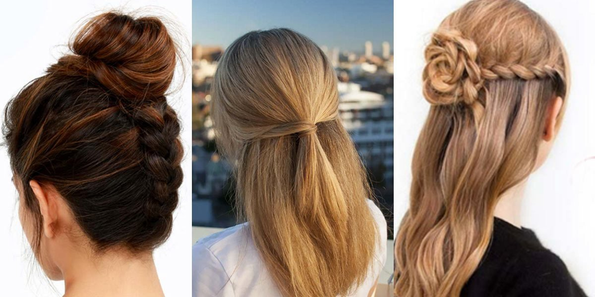 The Best 41 Diy Cool Easy Hairstyles That Real People Can Actually Pictures