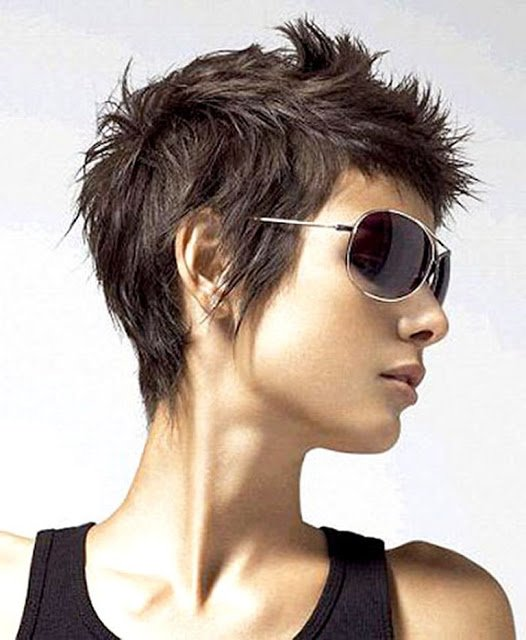 The Best Top Hairstyles Models Short Haircuts For Girls In Cool Look Pictures