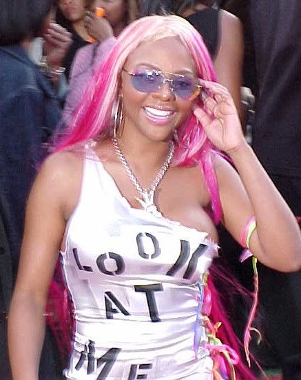 The Best Lil Kim Hairstyles Skin F*C**L Pictures