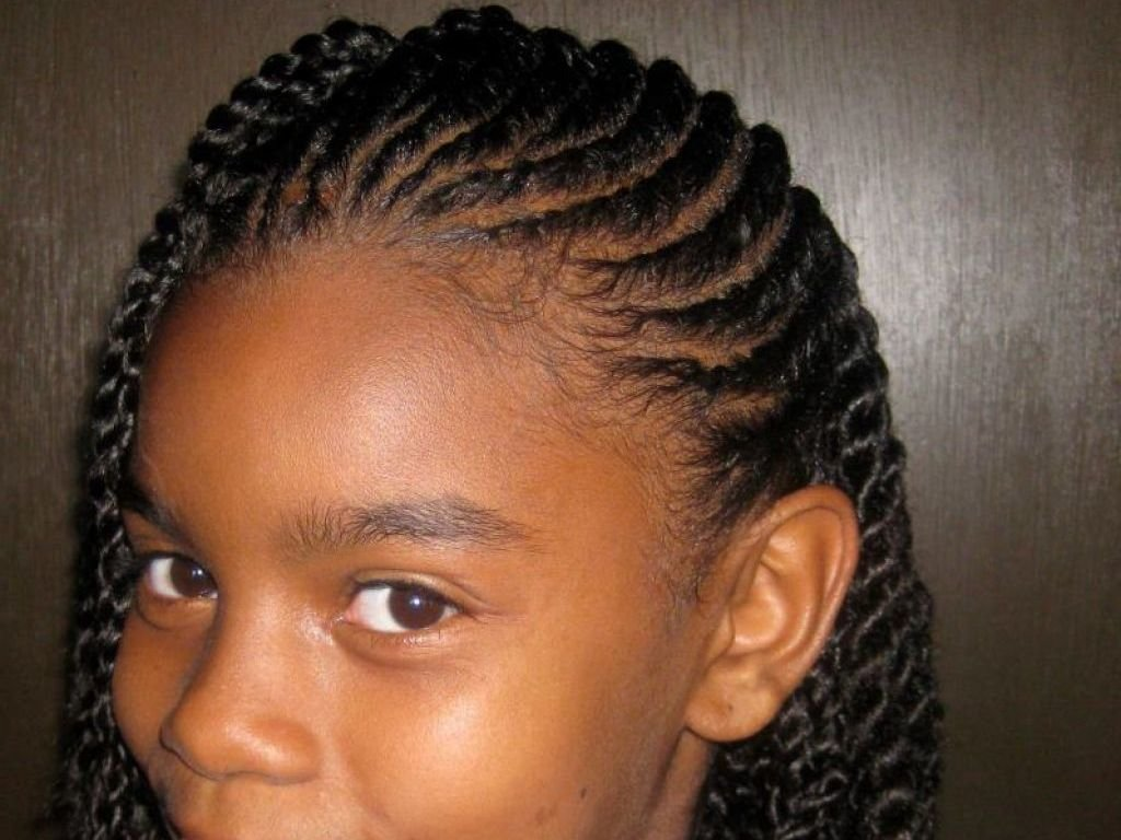 The Best Cute Braided Hairstyles For Black Girls Trends Hairstyle Pictures