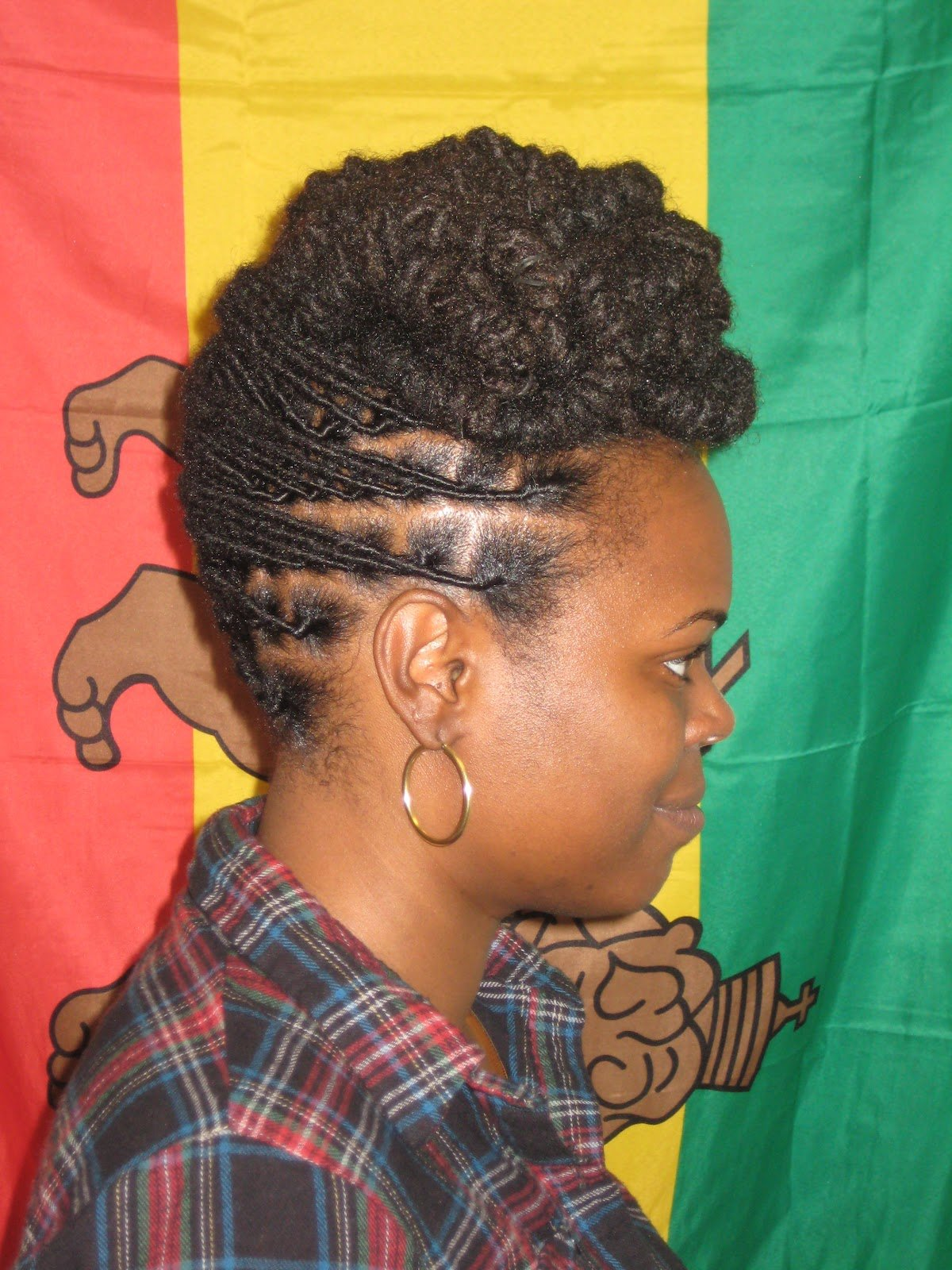 The Best Love Of Locs Loc Updo Pictures