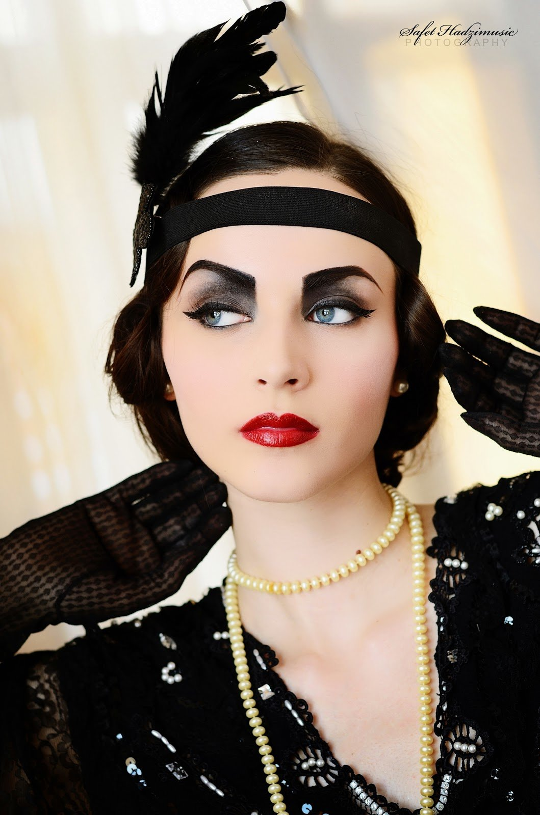 The Best Idda Van Munster How To Recreate A 1920 S Look How To Pictures