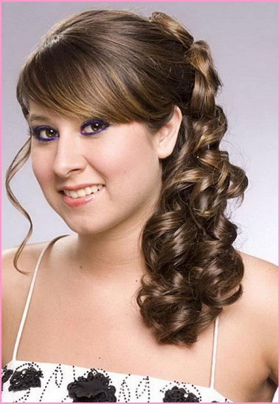 The Best Girl For Look Best Wedding Hairstyles For Round Faces Pictures