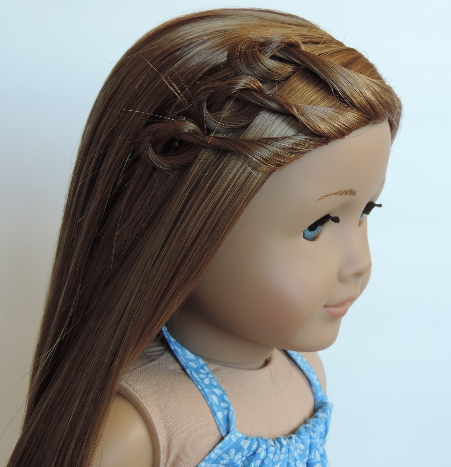 The Best Cute American Girl Doll Hairstyles Trends Hairstyle Pictures