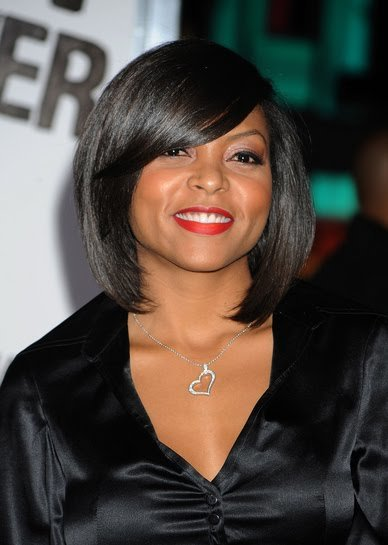 The Best African American Wedding Hairstyles Hairdos Taraji S Pictures