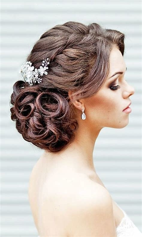 The Best Trubridal Wedding Blog 30 Wedding Hairstyles Romantic Pictures