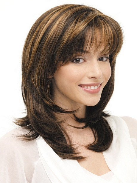 The Best Shoulder Length Layered Haircuts 2015 Pictures
