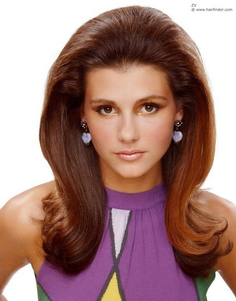 The Best 60S Hairstyles Pictures