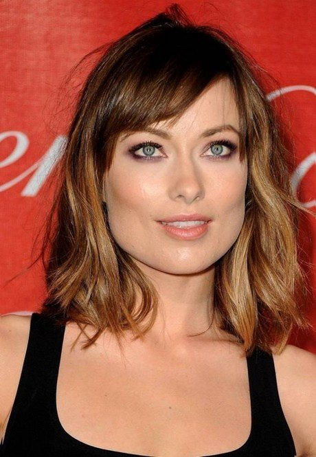The Best Just Above Shoulder Length Hairstyles Pictures