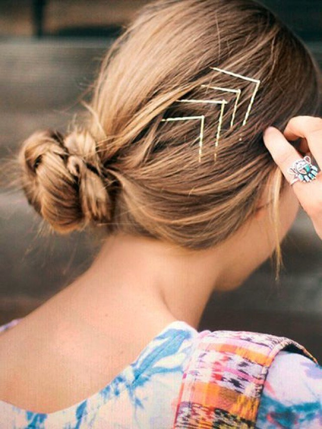 The Best Stylish Hairstyles 20 Bobby Pins Ideas Trendsurvivor Pictures