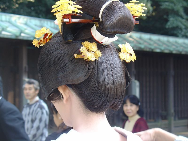 The Best File Traditional Japanese Wedding Hairstyle Jpg Wikimedia Commons Pictures