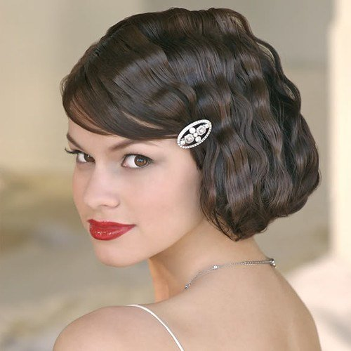 The Best Your Best Wedding 40 S Glamour Wedding Hairstyle Photo Pictures