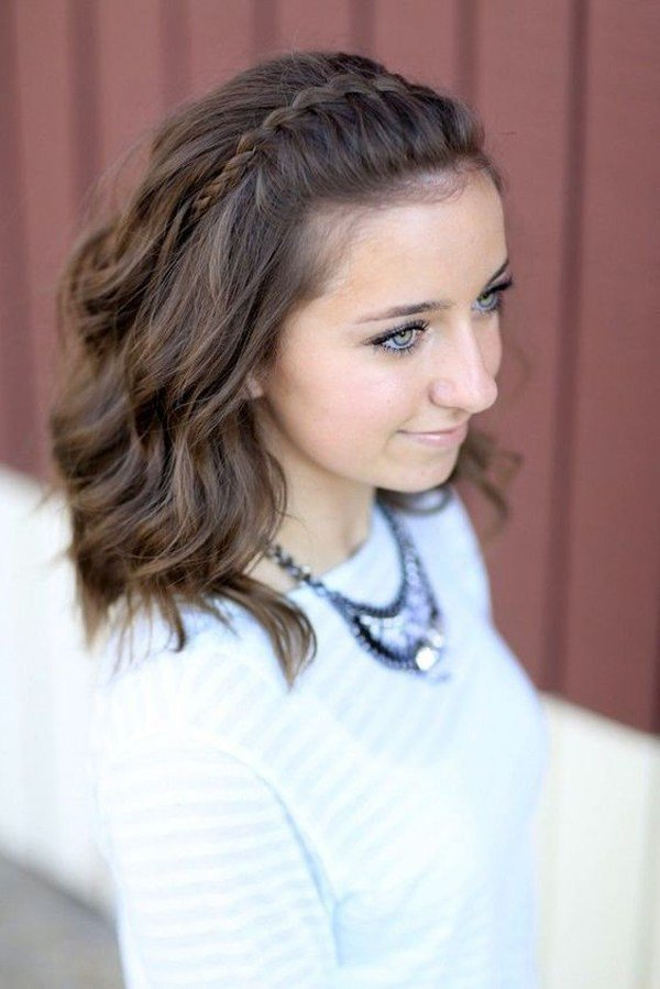The Best 25 Trendy T**N Girl Hairstyles For School Pictures