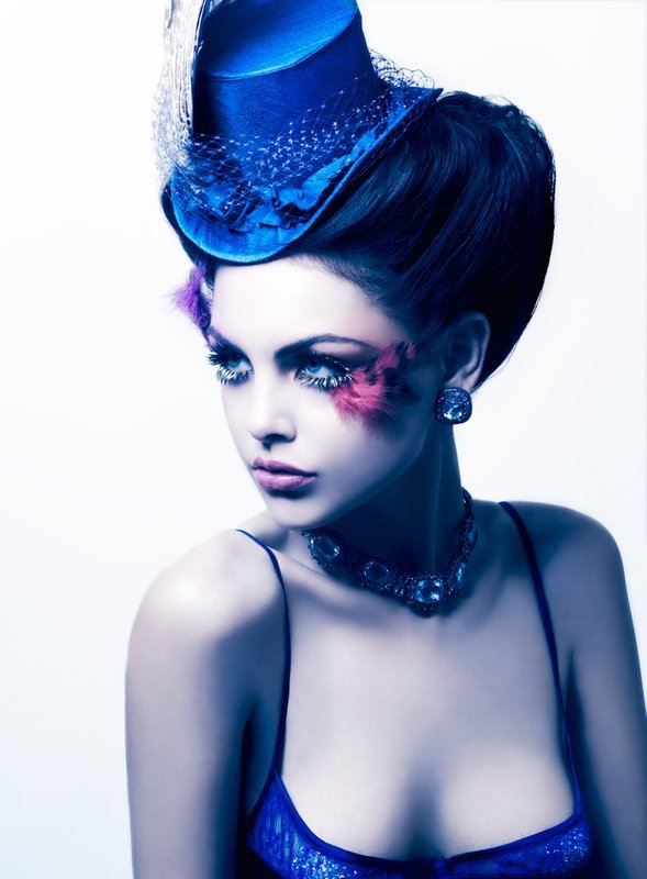 The Best Fashion Photography Blog » Moulin Rouge Beauty Story Pictures