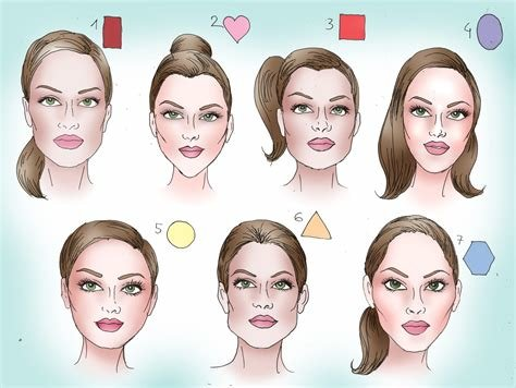 The Best Best Hairstyle According To Face Shape Female Fashion Exprez Pictures