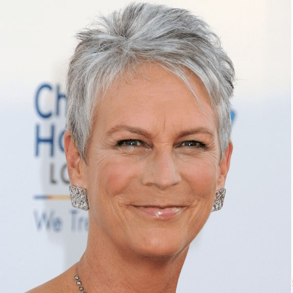 The Best Jamie Lee Curtis Hairstyles For Older Women Woman And Home Pictures
