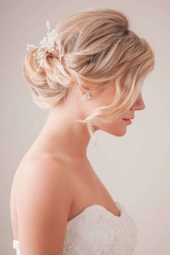 The Best Diy Wedding Hairstyles Diy Ideas Tips Pictures