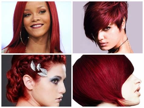 The Best Burgundy Hair Color Ideas Hair World Magazine Pictures