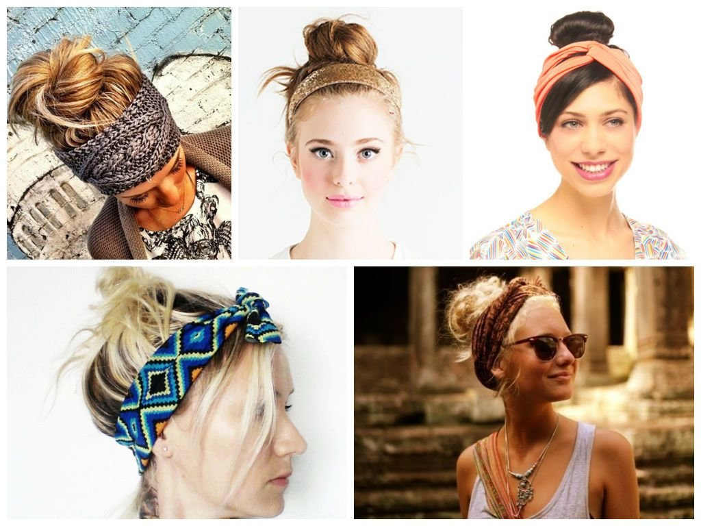 The Best Hairstyles With A Thick Headband Hair World Magazine Pictures