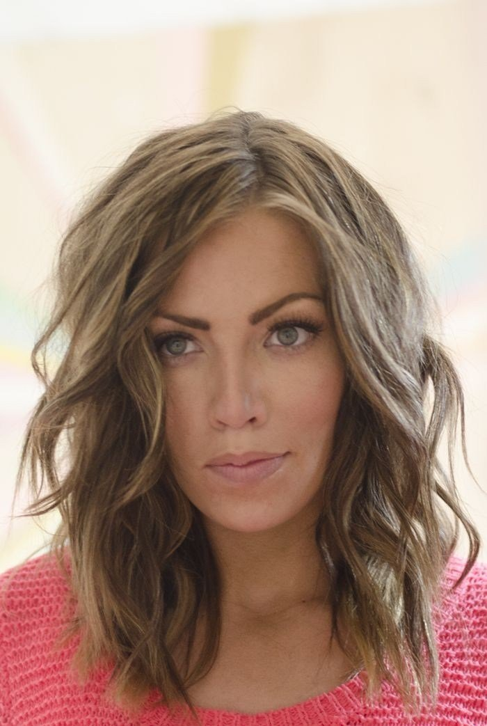 The Best Layered Haircuts For Shoulder Length Hair Hair World Pictures