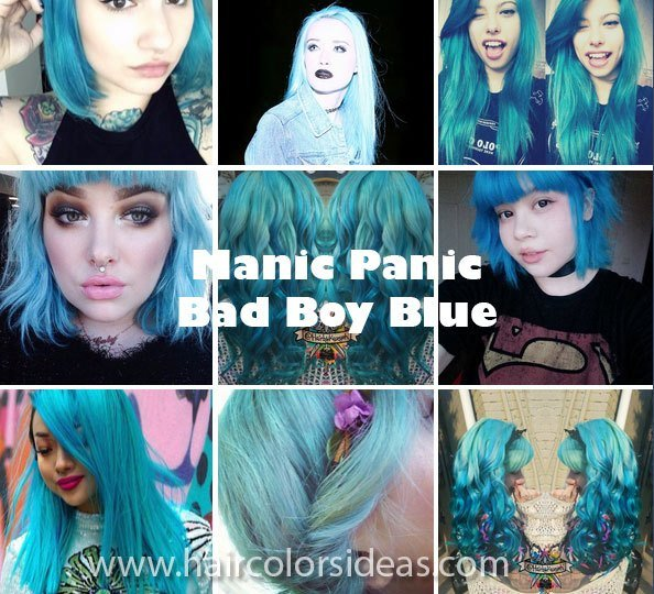 The Best Manic Panic Hair Colors Ideas Pictures