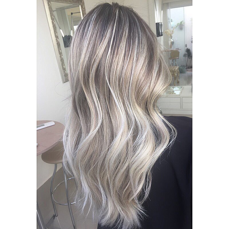 The Best Icy Blondes By Heber Hair Colors Ideas Pictures