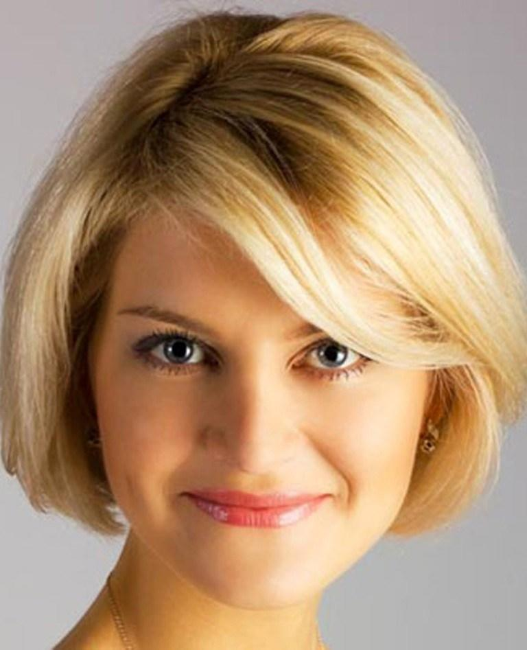 The Best 2014 Short Hair Trends For Round Faces Pouted Online Pictures