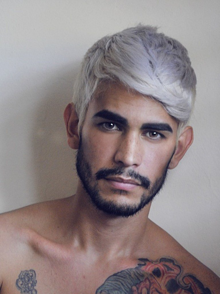 The Best 2014 Men's Hair Color Trends Pouted Online Magazine Pictures