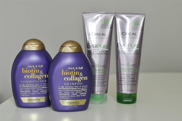 The Best Great Drugstore Volumizing Shampoo's – The Small Things Blog Pictures