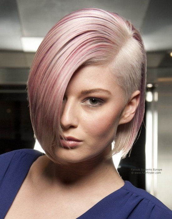 The Best 20 Shaved Hairstyles For Women The Xerxes Pictures