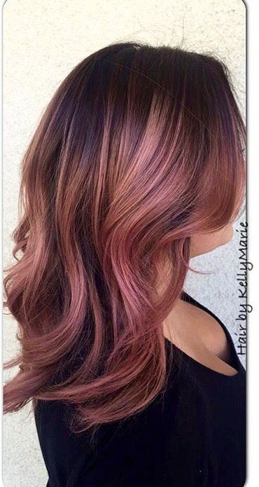 The Best Hair Toppiks The Hottest Hair Colors For Thin Hair Women Pictures