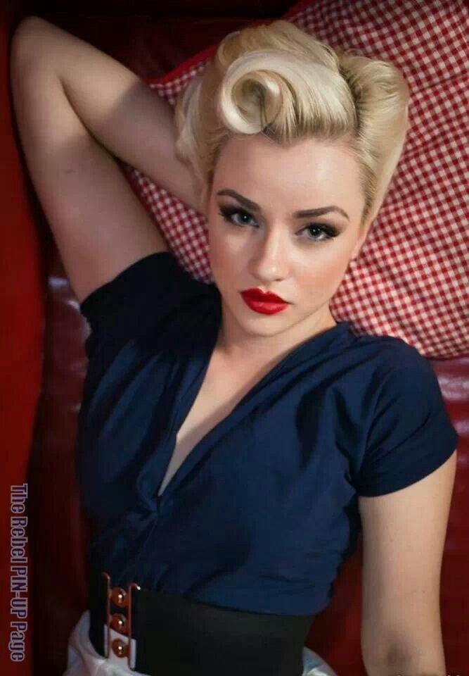 The Best Los Angeles Vintage Pinup Makeup Artist Angela Tam Pictures