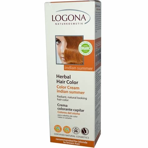 The Best Logona Naturkosmetik Herbal Hair Color Cream Indian Pictures