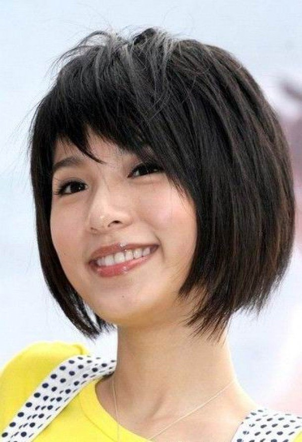 The Best Asian Fashion Hairstyles Hair Styles New Short Hairstyle Pictures