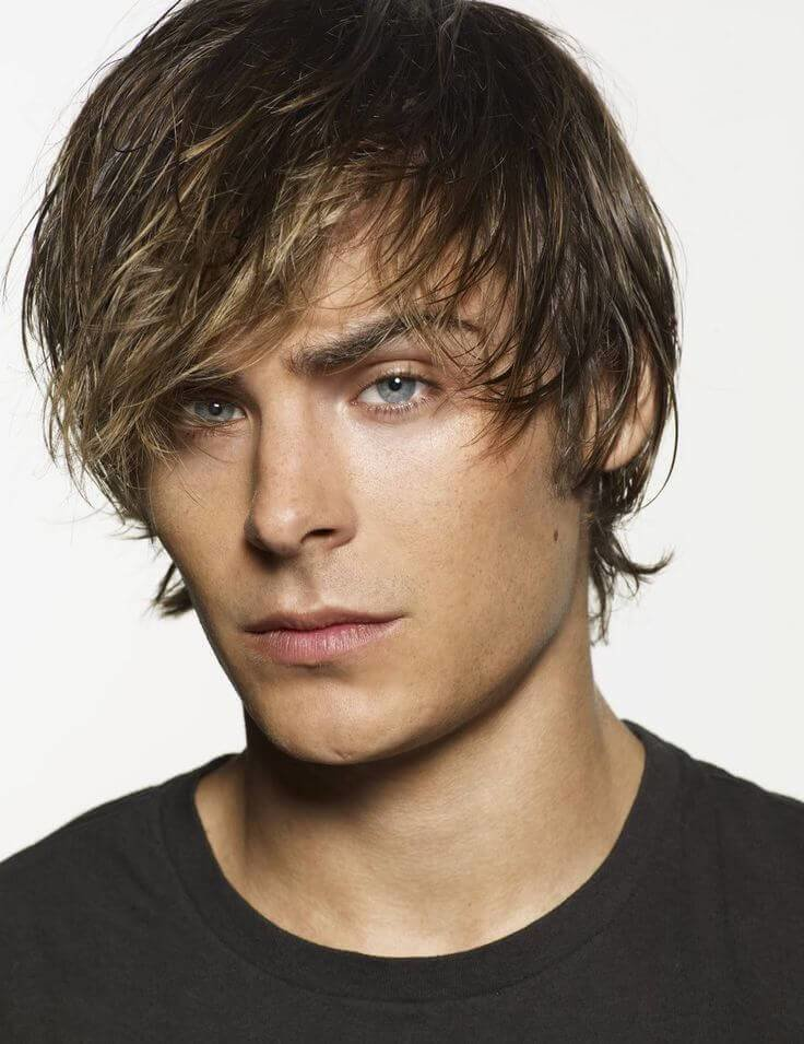 The Best Shaggy Hairstyles For Men Pictures