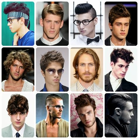 The Best Hairstyles For Men Names Men Hairstyles Pictures