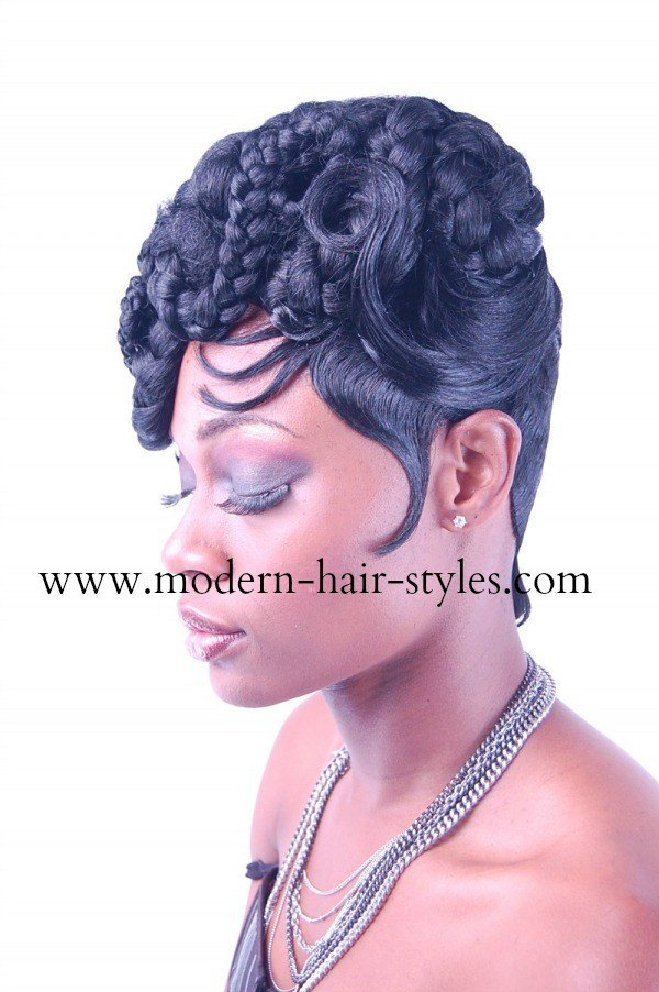 The Best Top 10 Photo Of 27 Piece Quick Weave Hairstyles Pictures