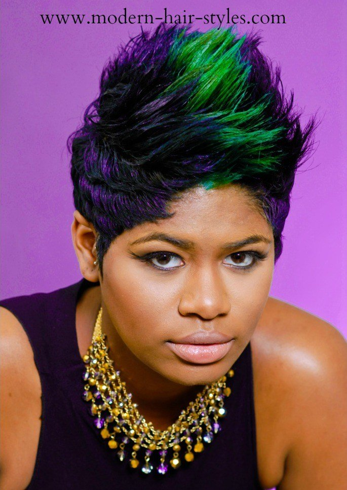 The Best Short Hairstyles For Black Women Self Styling Options And Maintenance Tips Pictures