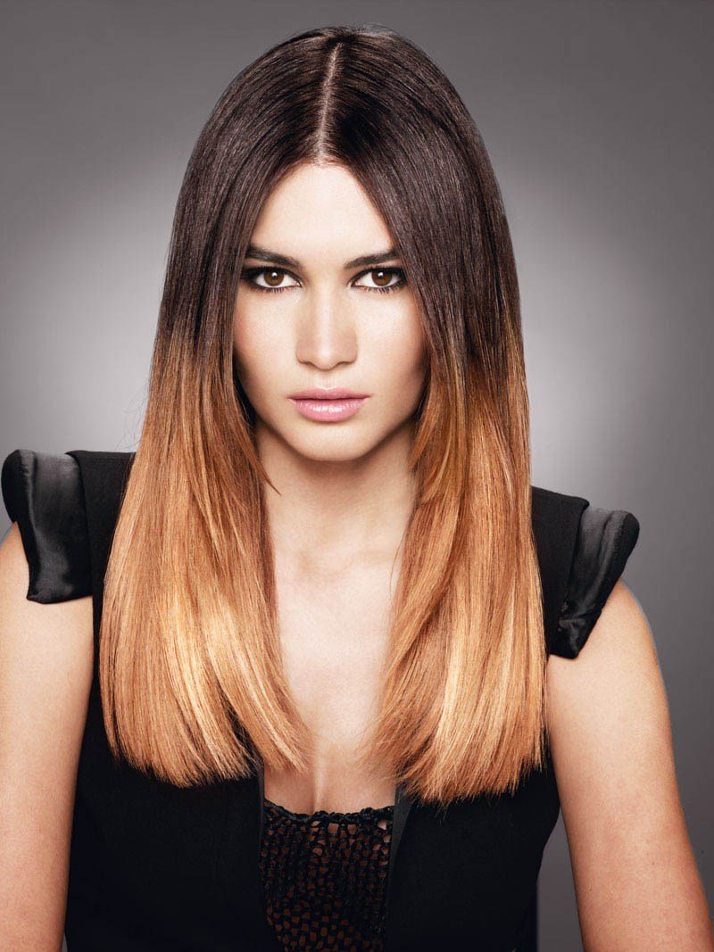 The Best Ombre Hairstyles Beautiful Hairstyles Pictures
